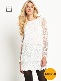 french-connection-nebraska-lace-shift-dress