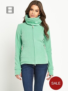 bench-funnel-neck-fleece-jacket