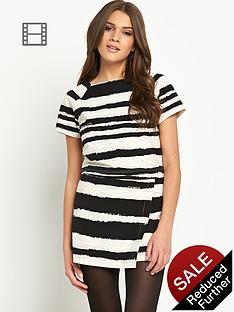 girls-on-film-stripe-square-neck-top