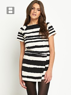 girls-on-film-stripe-square-neck-top