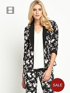 oasis-fleur-garden-print-jacket
