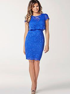 jessica-wright-lucinda-lace-tiered-dress