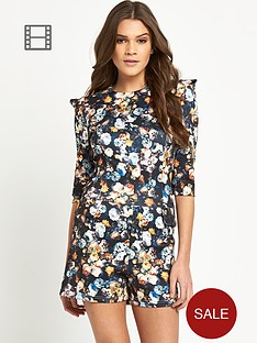 lavish-alice-floral-structured-playsuit