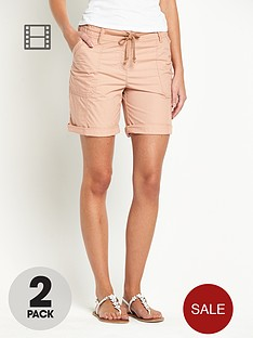 south-coloured-shorts-2-pack