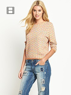 south-neon-cropped-multi-jumper