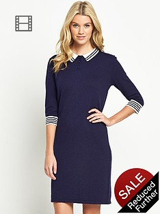 south-knitted-polo-dress