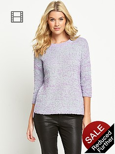 south-mini-pom-pom-oversized-jumper