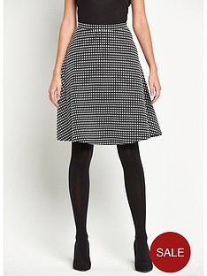 definitions-gingham-south-skater-skirt