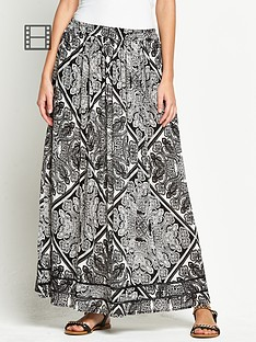 south-crinkle-printed-maxi-skirt