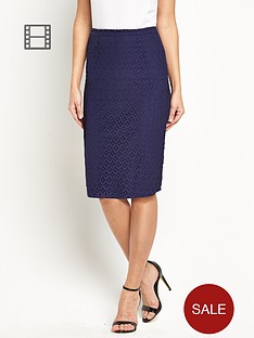 south-lace-pencil-skirt-dark-blue