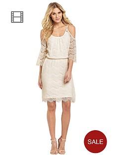 south-lace-cold-shoulder-dress