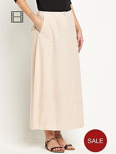 south-linen-maxi-skirt