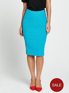 myleene-klass-textured-pencil-skirt