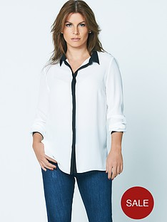 coleen-placket-front-blouse-cream