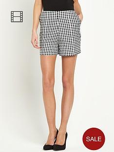coleen-gingham-shorts