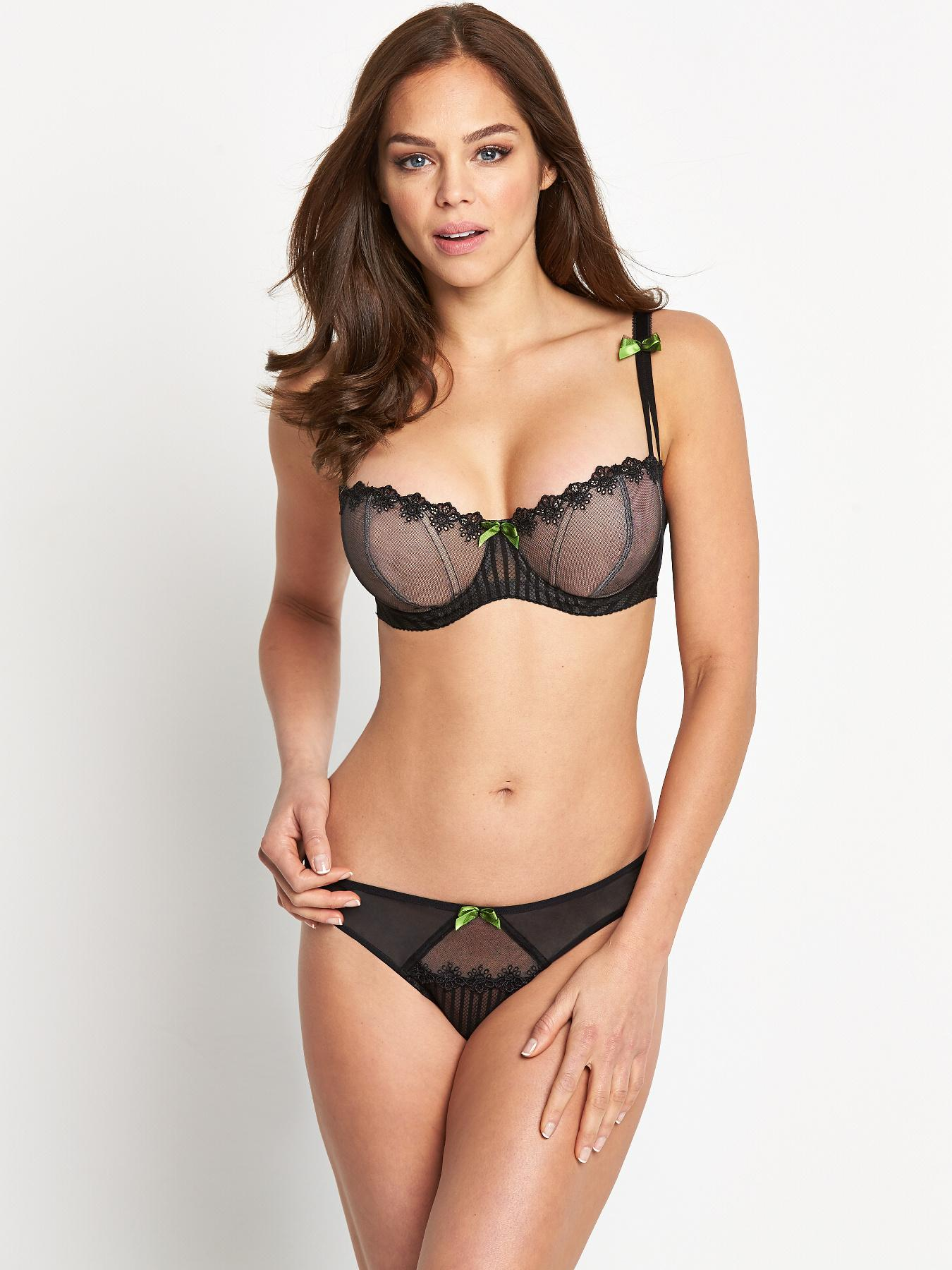 Devine Thong, Black at Littlewoods
