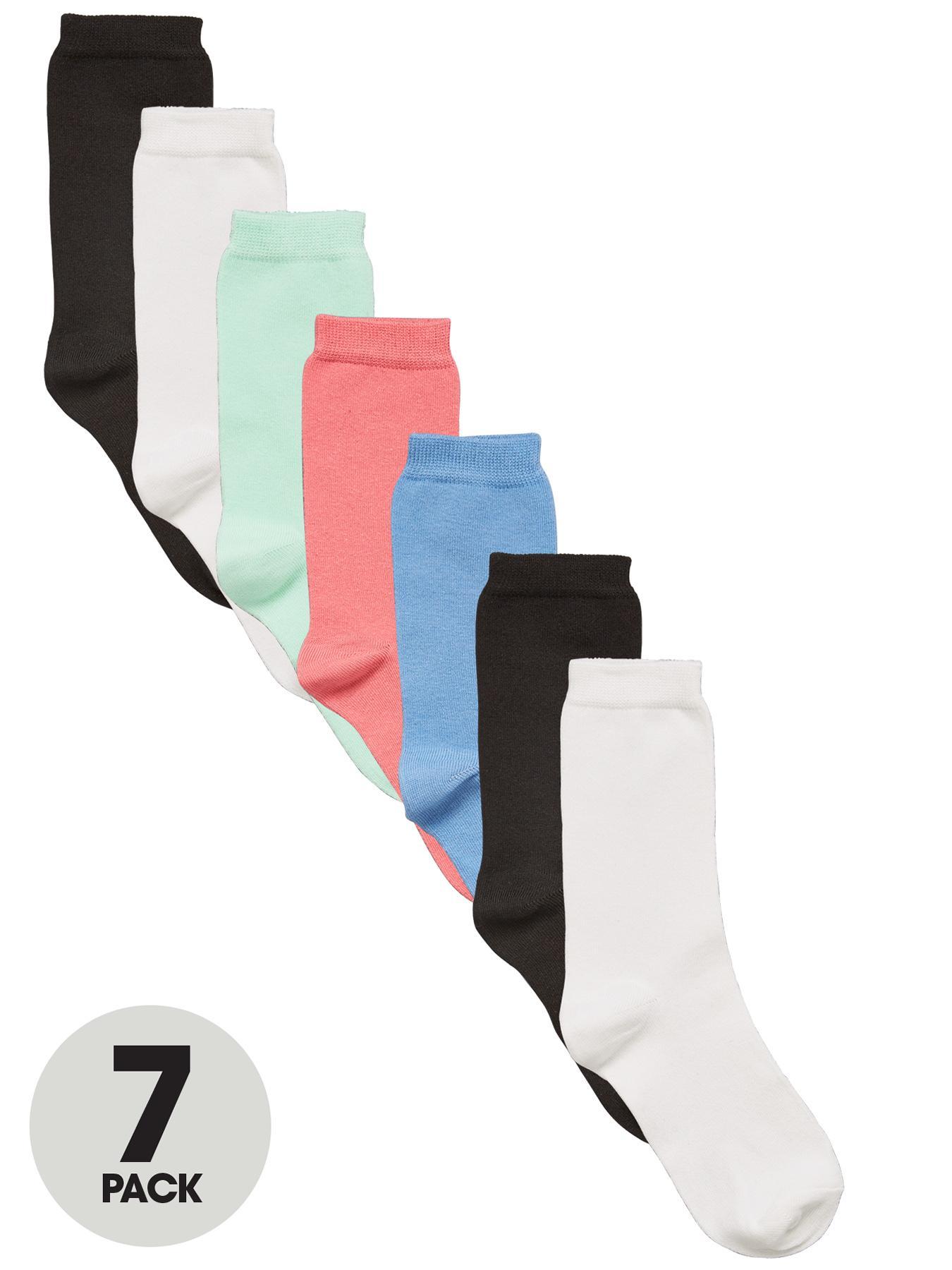 Socks (7 Pack) at Littlewoods