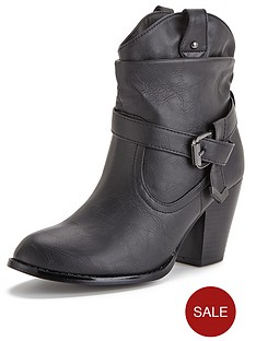 shoe-box-rebecca-western-strappy-ankle-boots