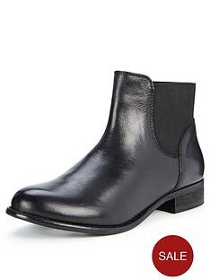 shoe-box-winnie-back-elastic-leather-chelsea-boots-black