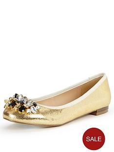 shoe-box-scarlet-embellished-ballerina-pumps-gold