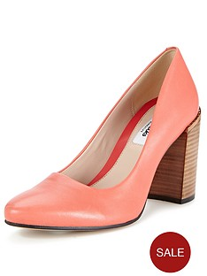 clarks-crumble-cream-coral-block-heel-court-shoes