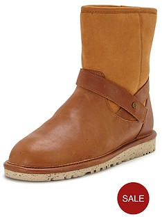 ugg-australia-anali-leather-short-boots