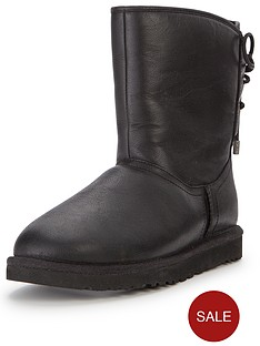 ugg-australia-mariana-leather-short-boots
