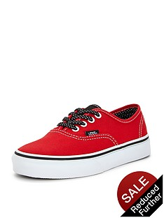 vans-authentic-junior-plimsolls