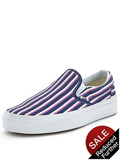 vans-classic-slip-on-junior-trainers