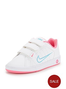 nike-court-tradition-2-plus-junior-trainers