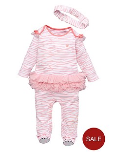ladybird-baby-girls-fun-zebra-tutu-sleepsuit-with-headband