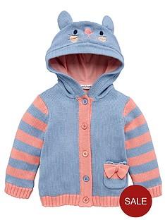ladybird-baby-girls-cat-stripe-applique-hooded-cardigan