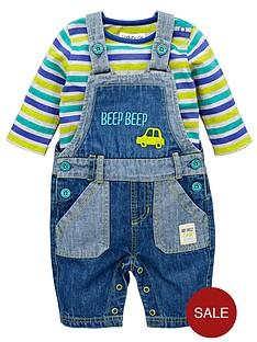 ladybird-baby-boys-dungaree-and-t-shirt-2-piece-set
