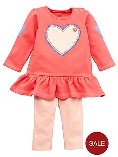 ladybird-baby-girls-sweatshirt-heart-applique-dress-and-legging-set