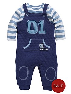 ladybird-baby-boys-jersey-quilted-dungaree-and-t-shirt-set