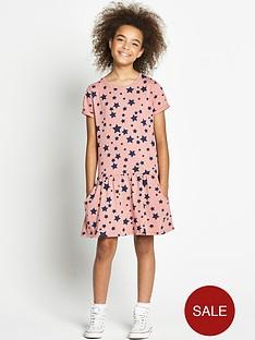 freespirit-girls-star-drop-waist-dress