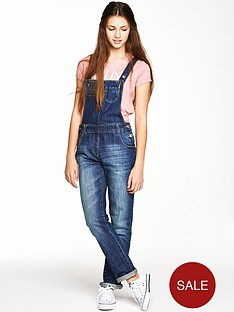 freespirit-girls-dark-wash-full-length-dungarees