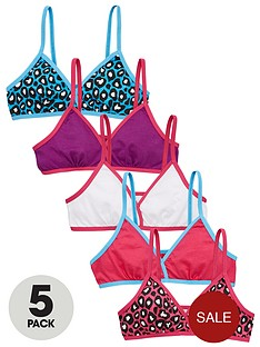 freespirit-girls-bright-animal-starter-bras-5-pack