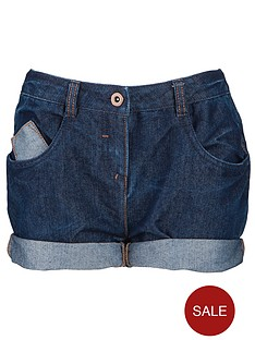 freespirit-girls-denim-shorts
