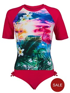 freespirit-girls-photographic-flamingo-tankini