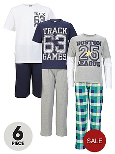 demo-boys-varsity-check-pyjama-set-6-piece