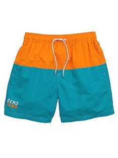 demo-boys-colour-block-swim-shorts
