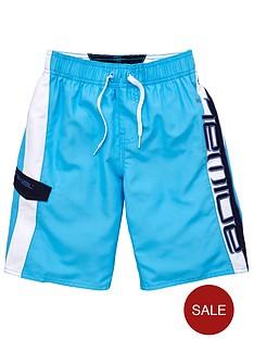 animal-side-logo-swim-shorts