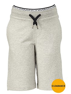 hugo-boss-fleece-shorts