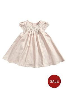 mamas-papas-polka-dot-dress-and-knickers-set