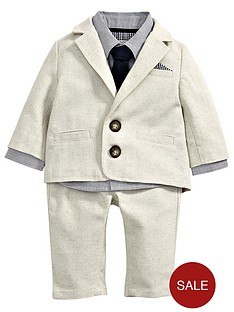 mamas-papas-4-piece-linen-set