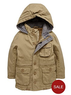 ladybird-boys-fleece-lined-parka