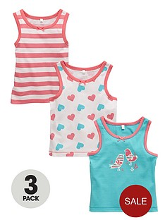 ladybird-girls-bird-vests-3-pack