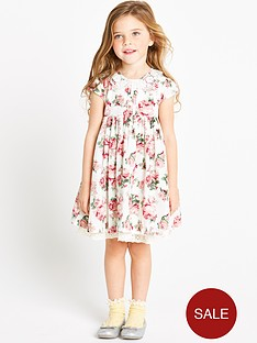 ladybird-girls-floral-crochet-collar-dress