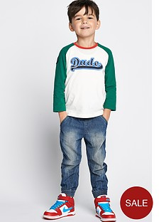 ladybird-boys-dude-2-piece-top-and-jeans-set